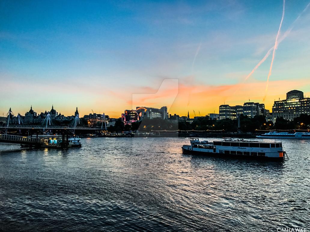Thames Path #3 by cmhawke