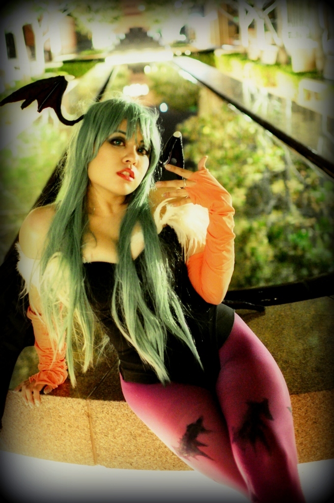 Morrigan Aensland: Come hither by ZestyBliss