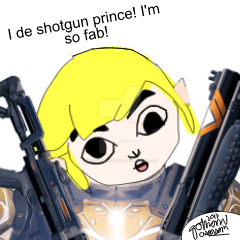 The Shotgun Prince by AssassinofGotham