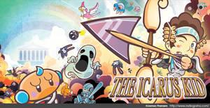 The Icarus Kid Album artwork