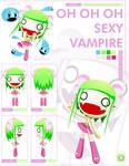 -RADIO GOSHA- Female Vampire
