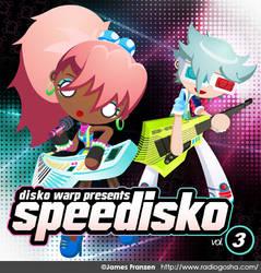 Speedisko Vol. 3 cover art