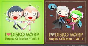 Disko Warp Singles Collections