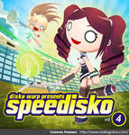 Speedisko Vol. 4 cover art