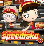 Speedisko Vol. 6 cover art