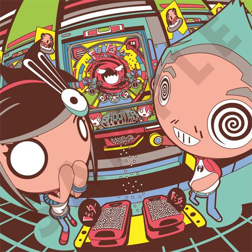 Dooter O'atari Radio Gosha x Disko Warp PACHINKO by GoshaDole