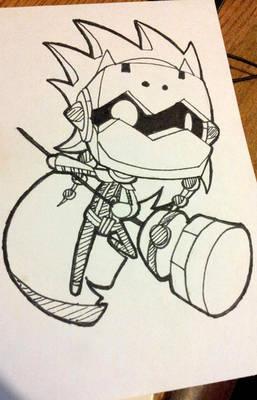 A Dragon Helm Catcher