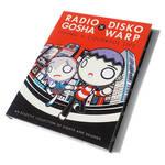 Radio Gosha x Disko Warp DVD/CD package design