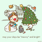 Happy Holidays from Radio Gosha 2013
