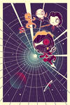 A Galaxy of Stars - Guardians of the Galaxy
