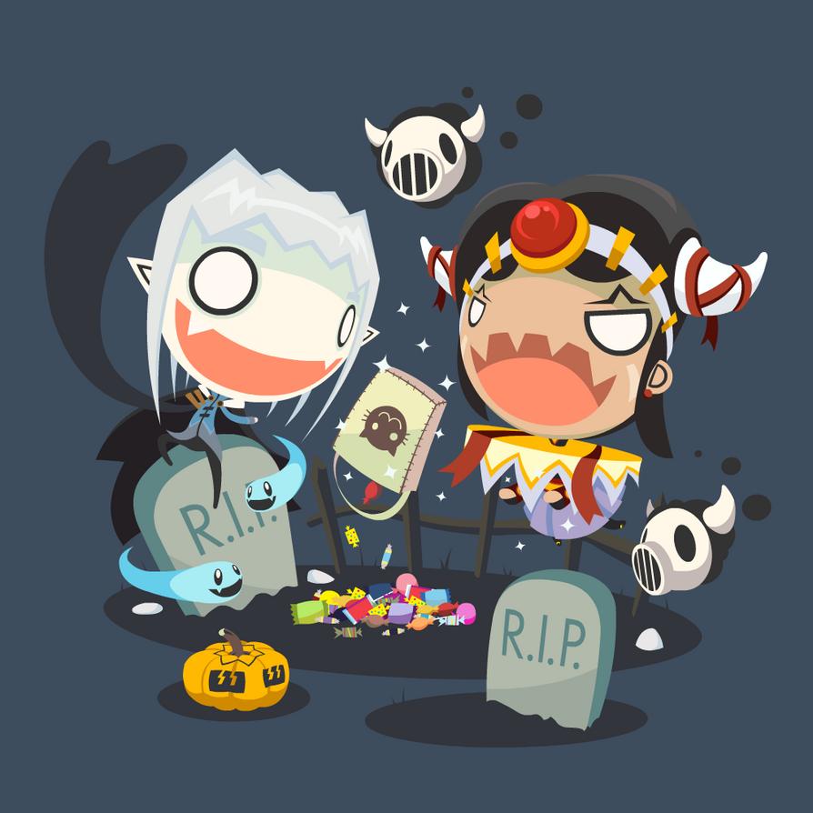 Happy Halloween from Radio Gosha 2014 by GoshaDole