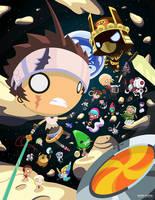 Star Gladiator - Capcom Fighting Tribute by GoshaDole