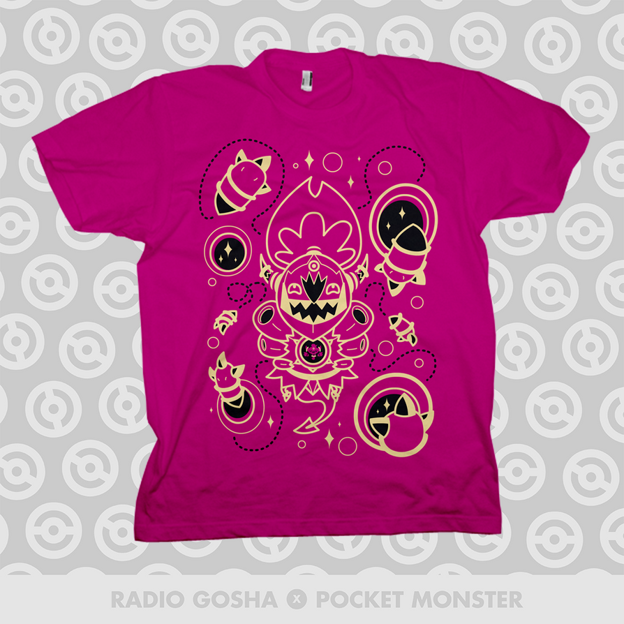 Pokemon #720 A Whole Lotta Hoopa by GoshaDole