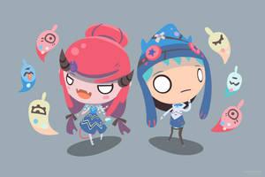 Click Bait Character Reference #1 - Radio Gosha by GoshaDole
