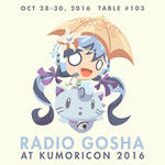 Radio Gosha x Kumoricon 2016