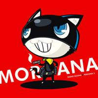 Morgana - Radio Gosha x Persona 5 by GoshaDole