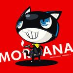 Morgana - Radio Gosha x Persona 5