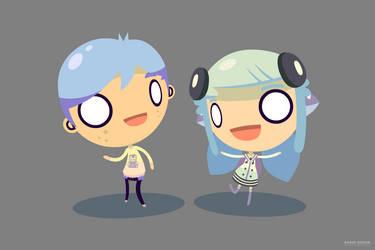 MTC Saga Character Reference #2 - Radio Gosha