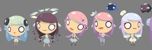 MTC Saga Character Reference #4 - Radio Gosha