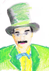 Charlie Chaplin by PoizonMyst