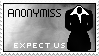 Anonymiss Grey - Expect Us by PoizonMyst