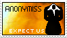 Anonymiss Firey - Expect Us by PoizonMyst