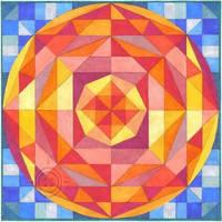 Mandala 1 by PoizonMyst