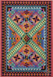 Square Mandala - 1995 by PoizonMyst