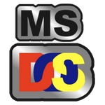 MS DOS 512x512 png