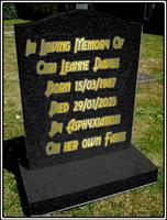 My Future Grave Stone by stumpy666davies