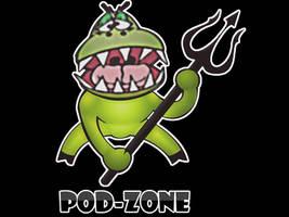 POD-ZONE Logo Redone by stumpy666davies