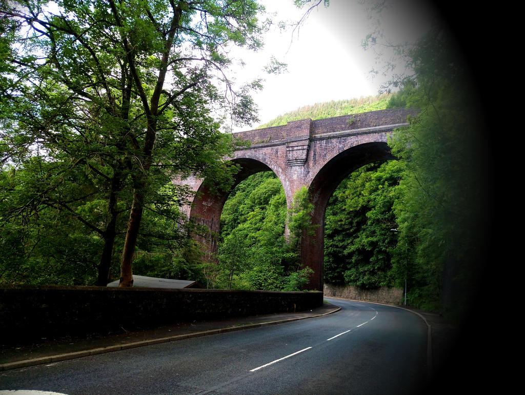 Pontrhydyfen Aqueduct South Wales v1 by stumpy666davies