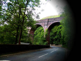 Pontrhydyfen Aqueduct South Wales v1 by stumpy666davies