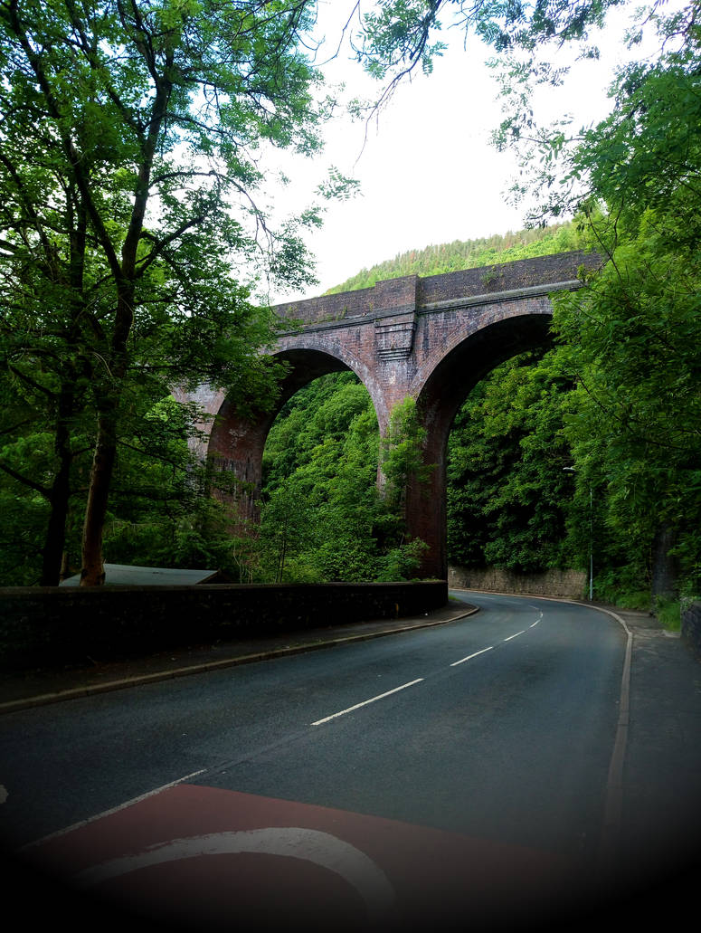 Pontrhydyfen Aqueduct South Wales v2 by stumpy666davies