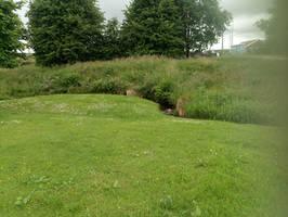 Banwen Tiny Stream Roman Road by stumpy666davies