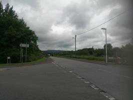 Banwen Roman Road Longshot by stumpy666davies