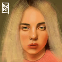 Billie Eilish by 13xXReaperXx13