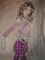 pen in the dark by raycyden