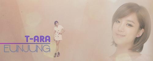 Eunjung of T-ara by DiviningLight