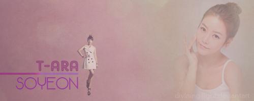 Soyeon of T-ara by DiviningLight