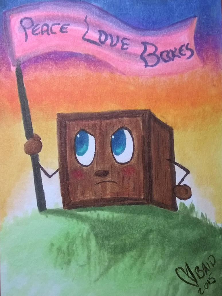 Tiny Box Revolution by Bridgeotto