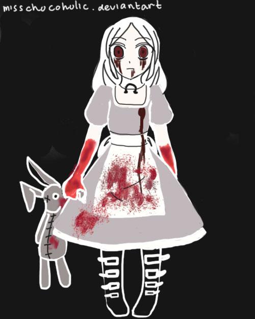 Admoneo: Alice's Halloween Costume by misschocoholic