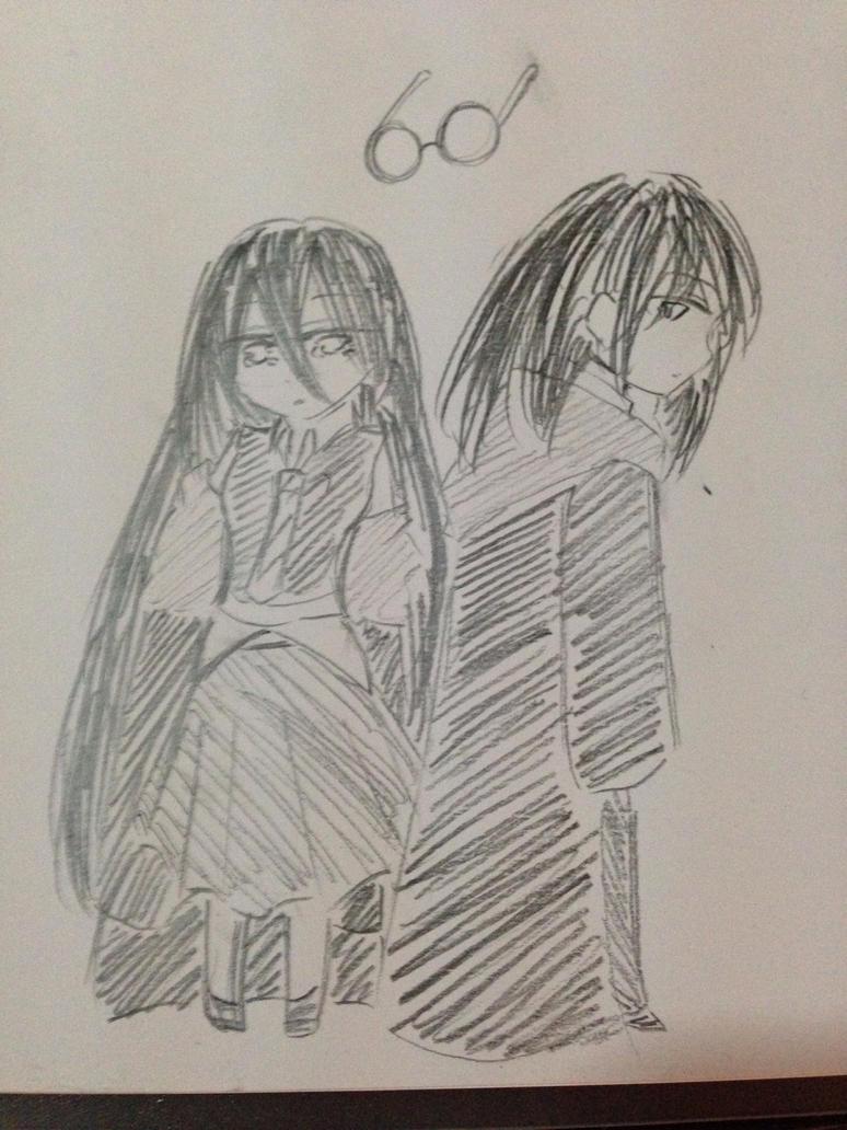Admoneo: Bishounen and Bishoujo by misschocoholic