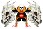 [Underfell] - Megalo