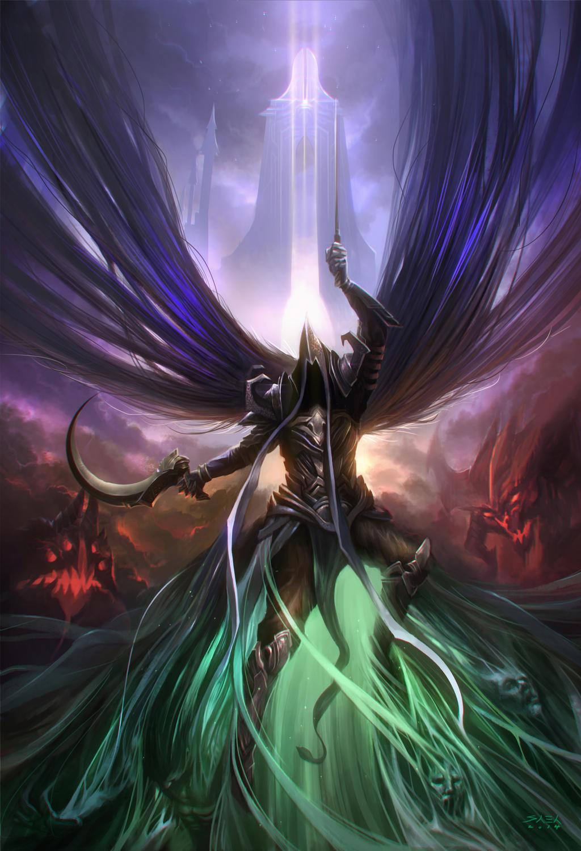 Alternative Angel by bongbaba