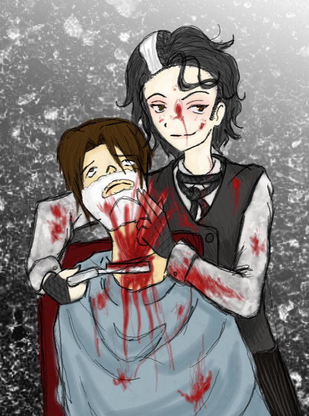 Sweeny Todd by Frozen-lullaby