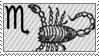 Zodiac Sign: Scorpio by Frozen-lullaby