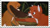 The Fox and The Hound - 2 by Frozen-lullaby