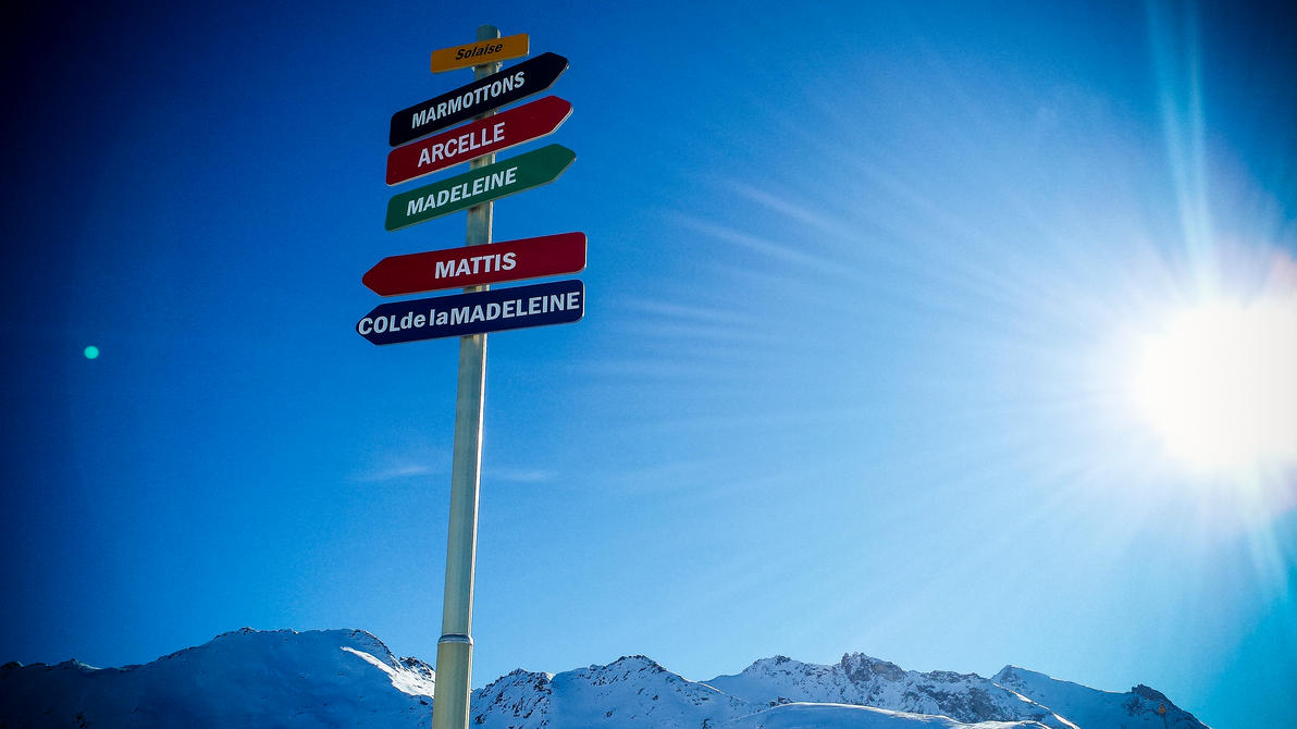 Val-D'Isere, Rhone-Alpes, France by cheechwizard