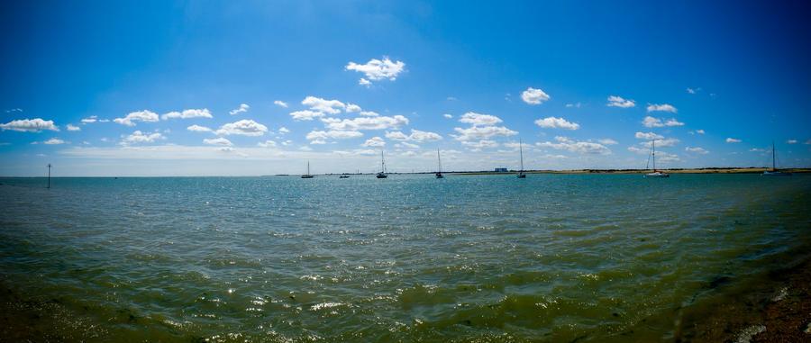 Mersea Island by cheechwizard